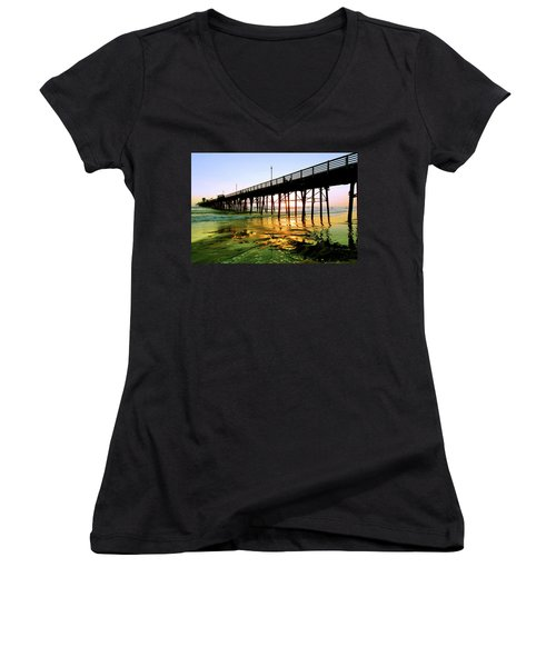 A Perfect Place Women's V-Neck