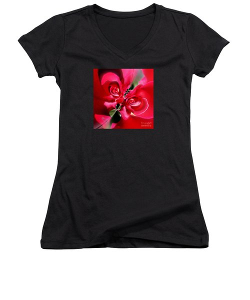 A Rose By Any Other Name Women's V-Neck