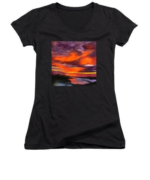 Amazing Women's V-Neck T-Shirt