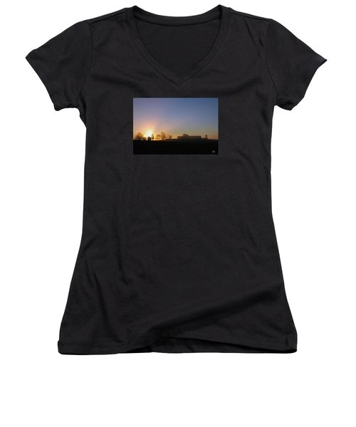 Anderson Sunrise Women's V-Neck