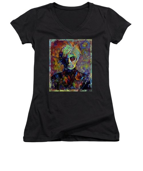 Andy Women's V-Neck T-Shirt