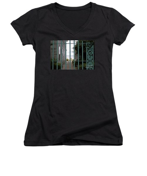 Another Life Women's V-Neck (Athletic Fit)