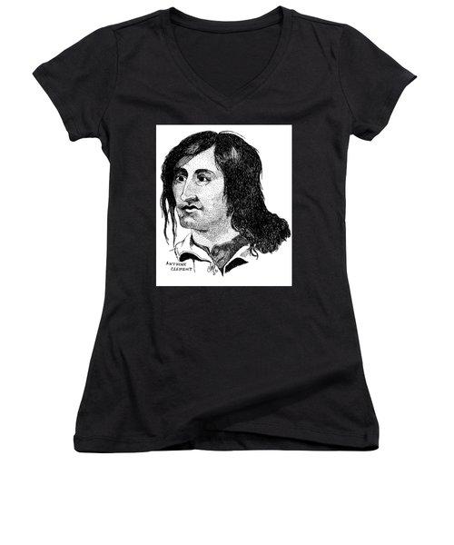 Antoine Clement Women's V-Neck T-Shirt