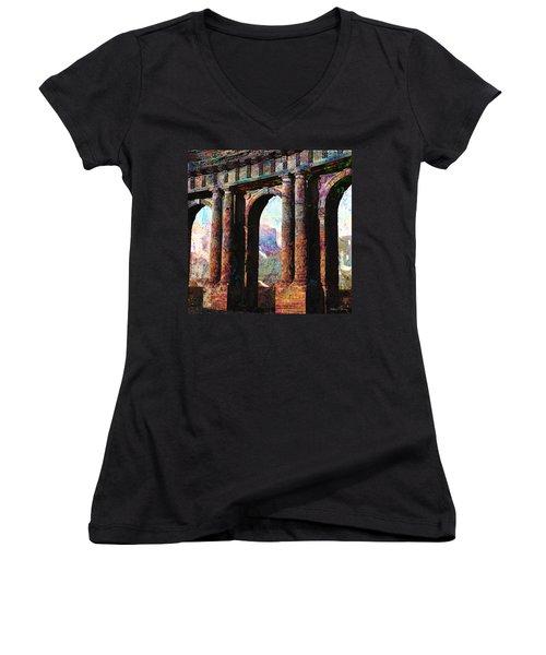 Arches Women's V-Neck