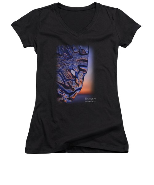 Ice Lord Women's V-Neck