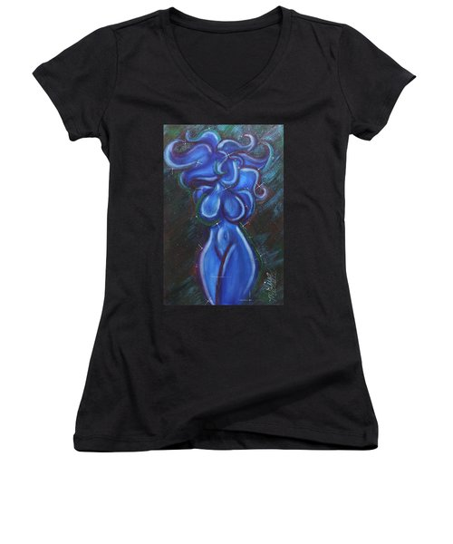 Aurora Women's V-Neck