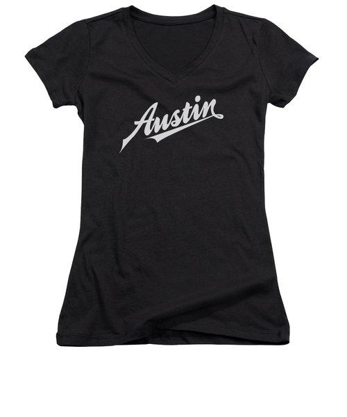 Austin Women's V-Neck (Athletic Fit)