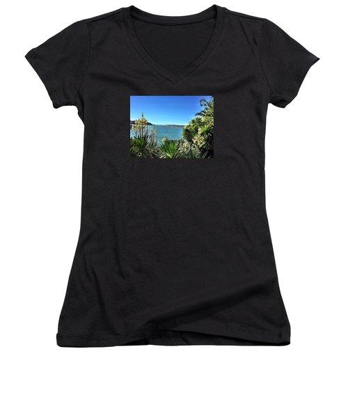 Bayview Women's V-Neck T-Shirt