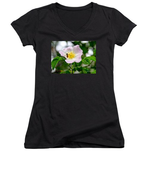 Be My Guests. Women's V-Neck