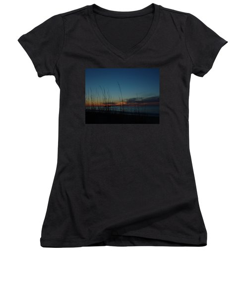 Beautiful Morning Women's V-Neck