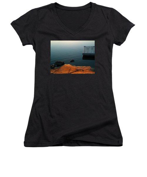 Beautiful Sunday Women's V-Neck T-Shirt