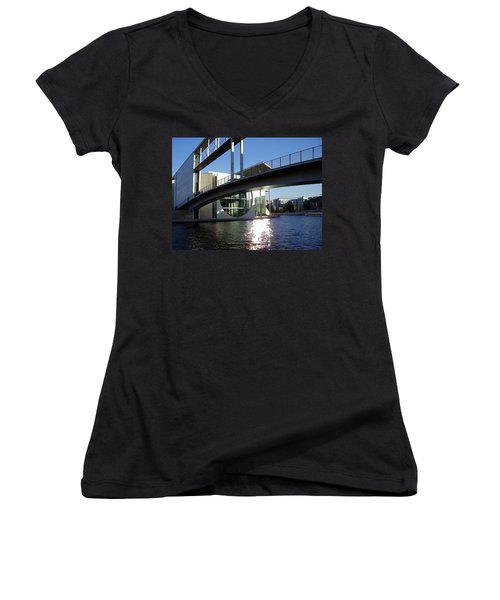 Berlin Women's V-Neck (Athletic Fit)