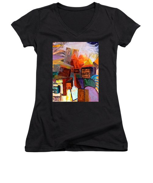 Beyond Women's V-Neck T-Shirt