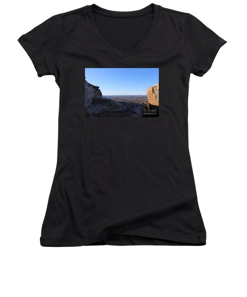 Beyond The Wall Women's V-Neck