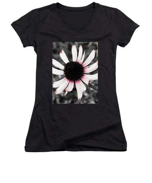 Black Eyed Women's V-Neck T-Shirt