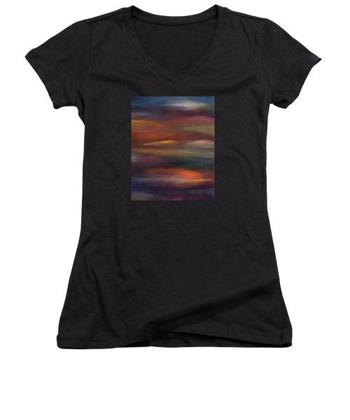 Bohemian Rhapsody Women's V-Neck T-Shirt