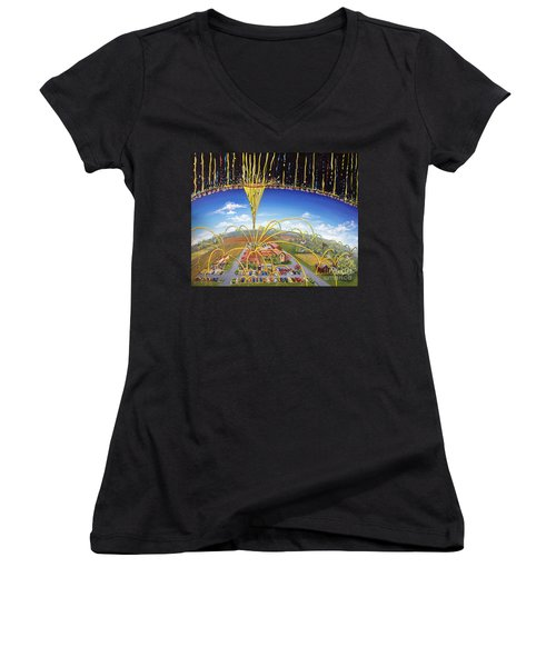 Breakthrough Women's V-Neck