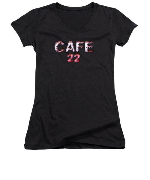 Cafe 22 Women's V-Neck