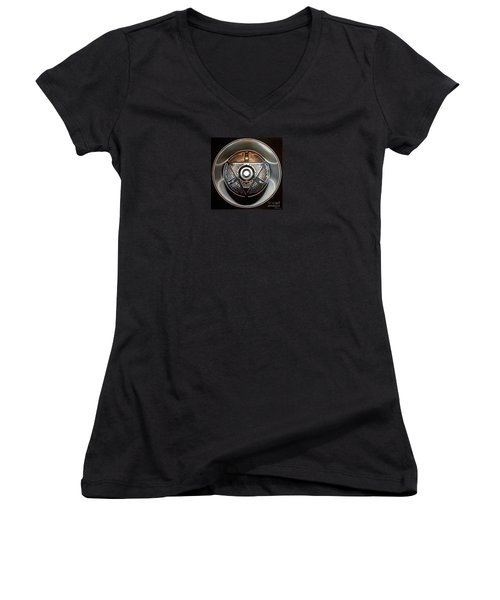 Canmore Women's V-Neck (Athletic Fit)