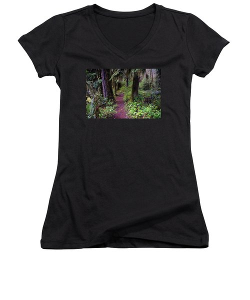 Cedar Creek Trail #3 Women's V-Neck