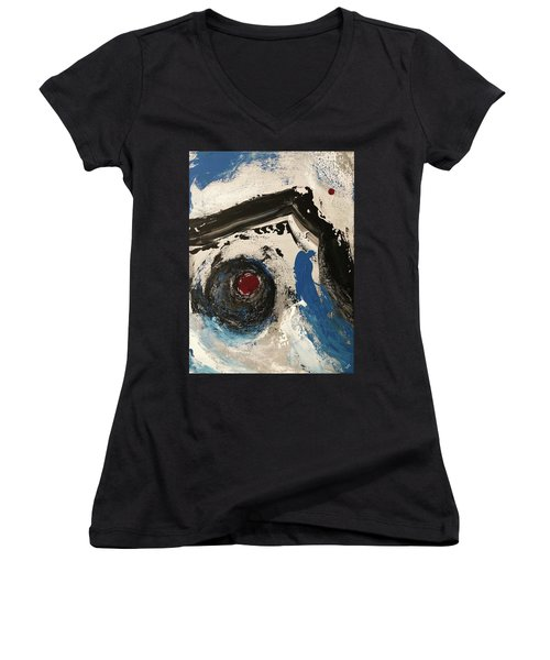 Chaos Women's V-Neck (Athletic Fit)