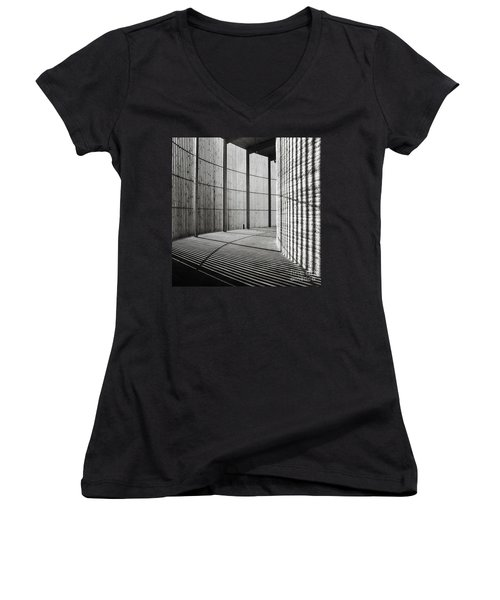 Chapel Of Reconciliation In Berlin Women's V-Neck (Athletic Fit)