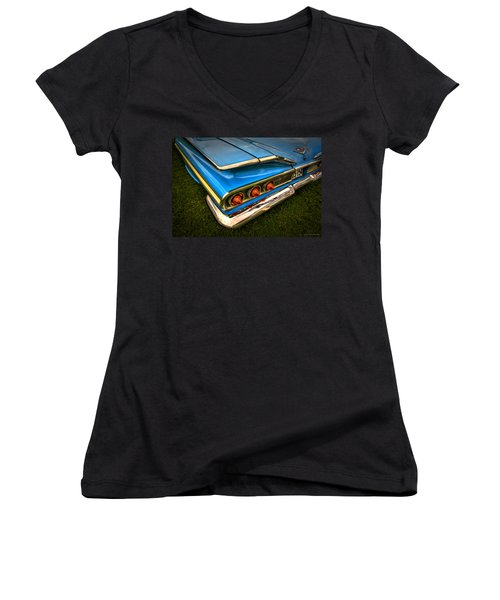 Chev One Women's V-Neck T-Shirt