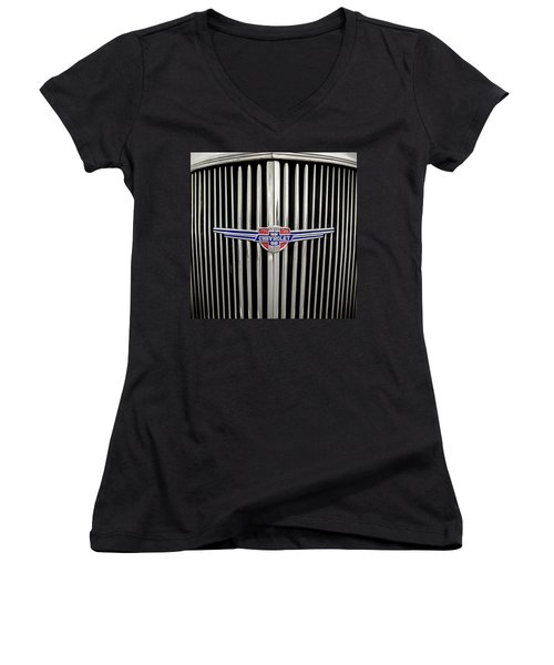 Chevrolet Women's V-Neck T-Shirt