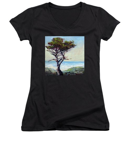 Coast Cypress Women's V-Neck