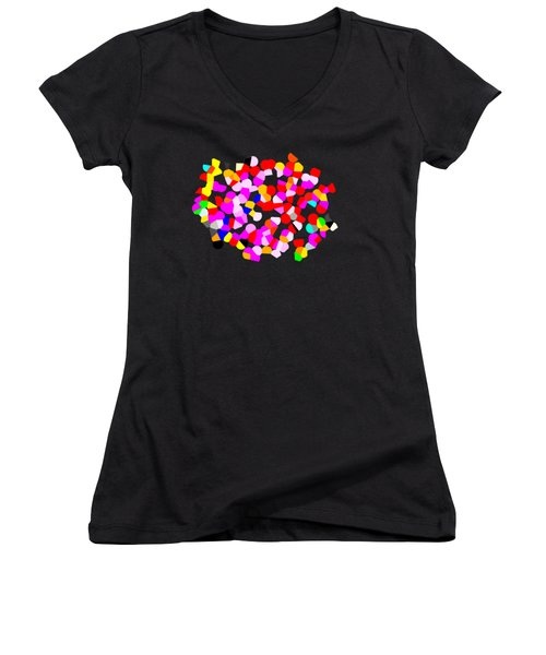 Colors Of The Wind Women's V-Neck