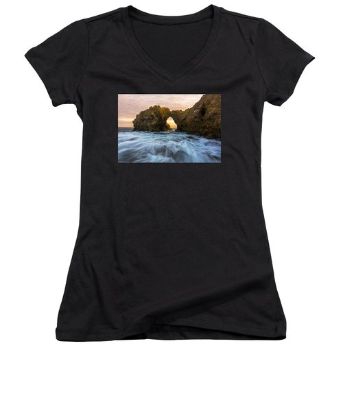 Corona Del Mar Women's V-Neck