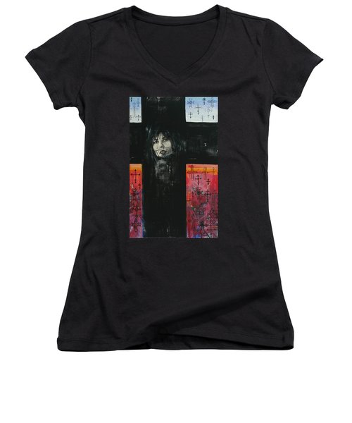 Crossroad Women's V-Neck (Athletic Fit)