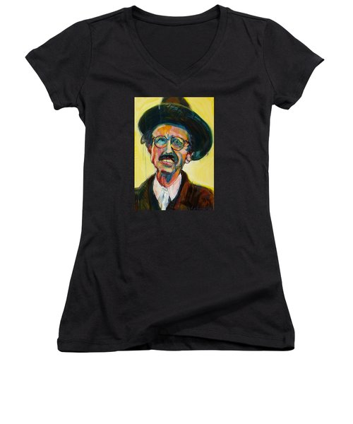 Crumb Women's V-Neck