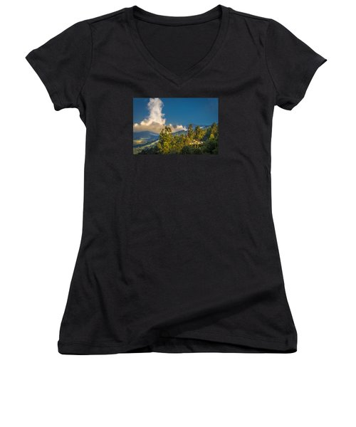 Giant Over The Mountains Women's V-Neck