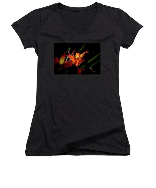 Dana's Early Dream Women's V-Neck T-Shirt