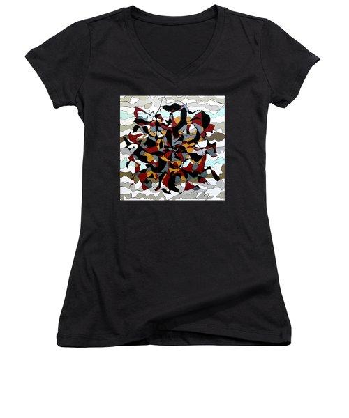 Dazed And Confused  Women's V-Neck T-Shirt