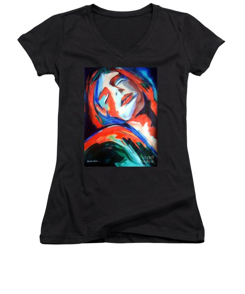 Deepest Fullness Women's V-Neck