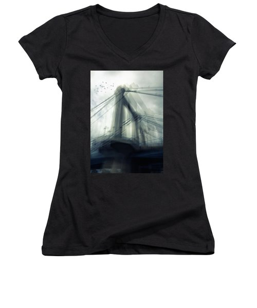 Do You Believe In Rapture? Women's V-Neck T-Shirt