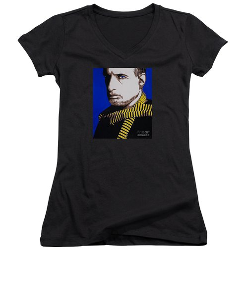 Donald Fagan Women's V-Neck T-Shirt