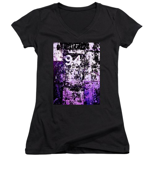 Door 94 Perception Women's V-Neck T-Shirt