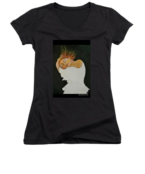 Dreams Women's V-Neck T-Shirt