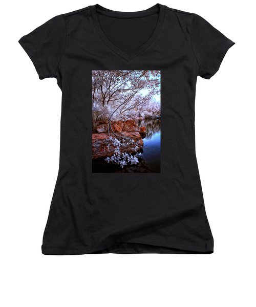 Dreamscape Women's V-Neck