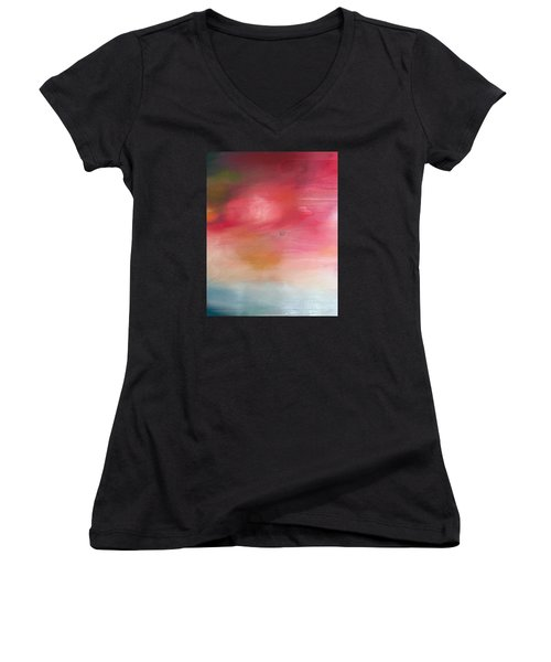 Drops Of Jupiter Women's V-Neck T-Shirt
