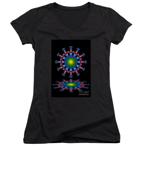 Drum Circle Women's V-Neck
