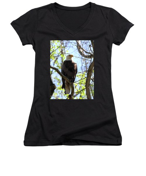 Eagle 1 Women's V-Neck