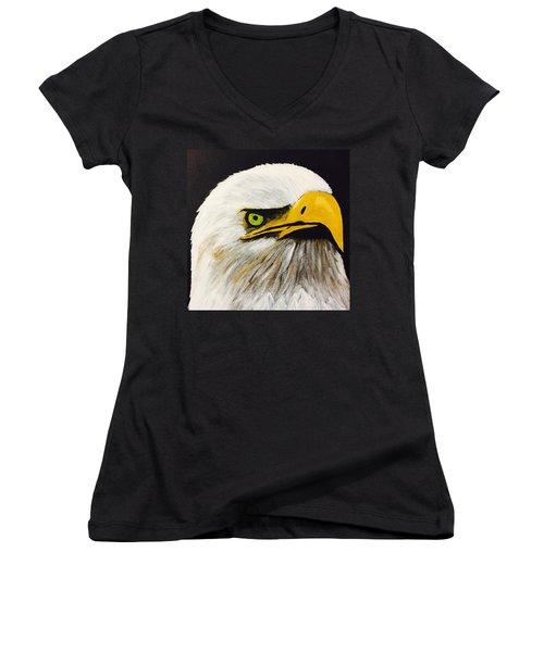 Eagle Eye Women's V-Neck (Athletic Fit)