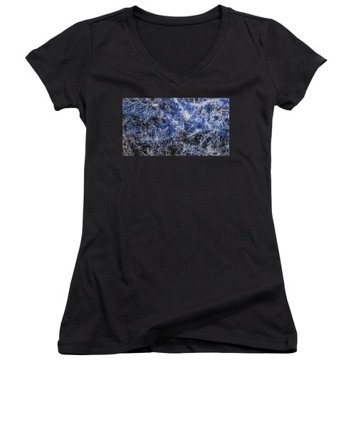 Earth Portrait 286 Women's V-Neck