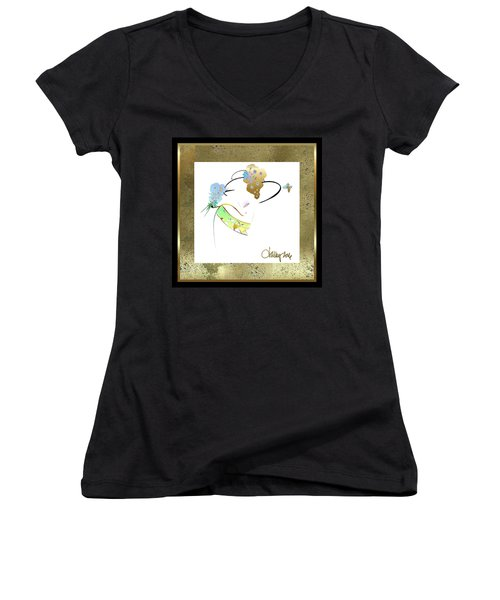 East Wind - The Rival Women's V-Neck
