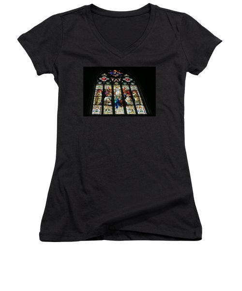 Easter Women's V-Neck T-Shirt