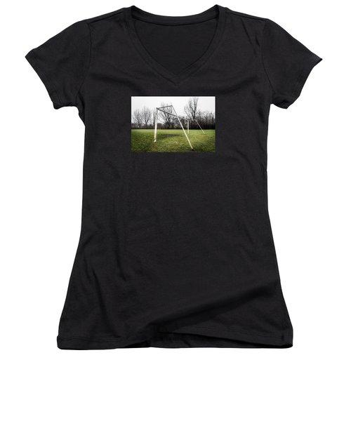 Emptiness Women's V-Neck T-Shirt